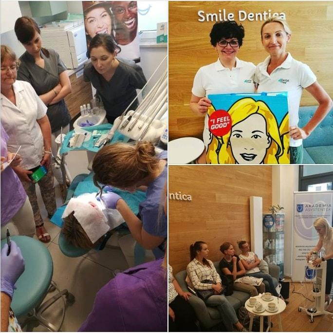 Szkolenia w Smile Dentica